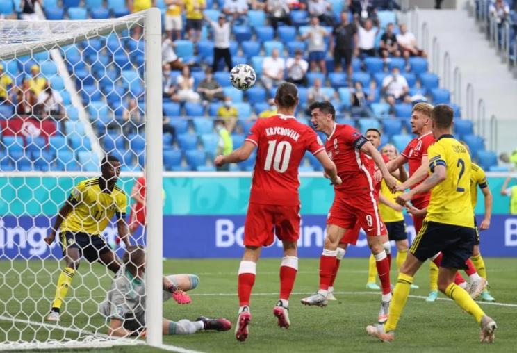 Video Highlight Thụy Điển vs Ba Lan, bảng E EURO 2021