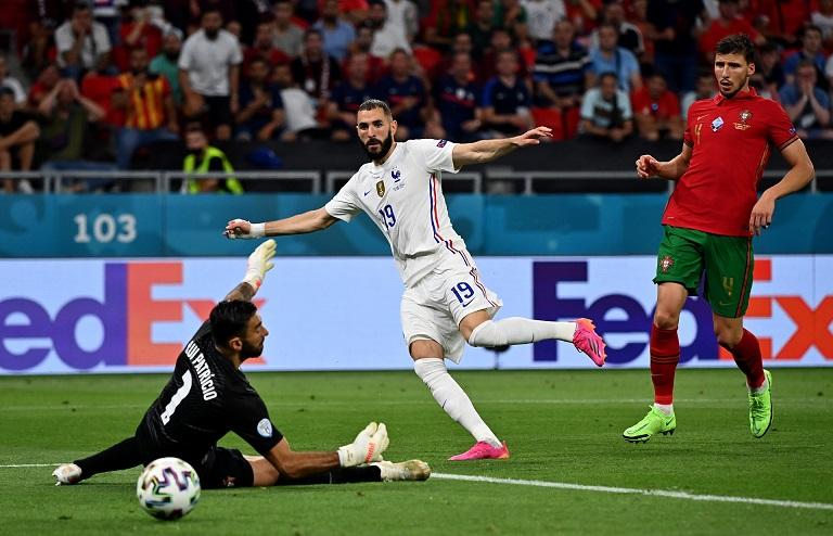 Video Highlight Bồ Đào Nha vs Pháp, bảng F EURO 2021