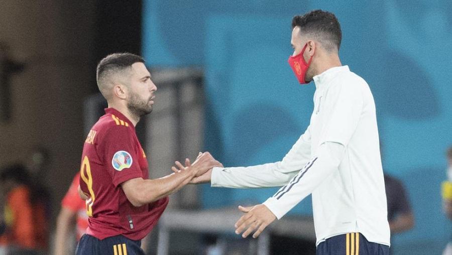 Đội hình ra sân Slovakia vs Tây Ban Nha: Busquets đá chính