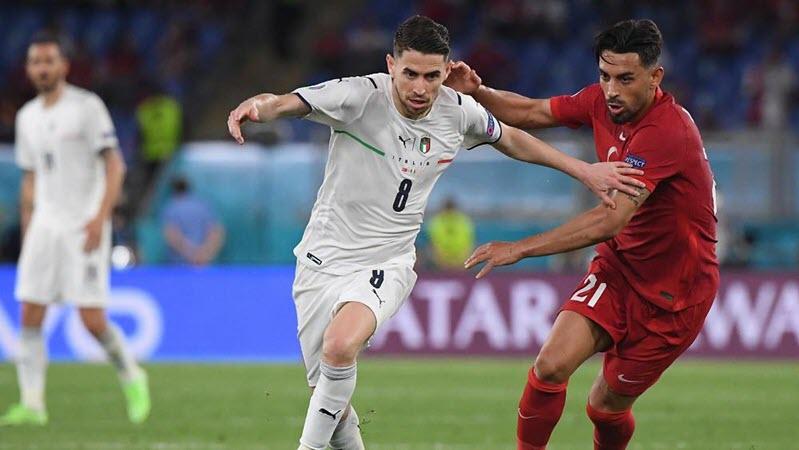 Nhận định, soi kèo bóng đá Italia đấu với Áo
