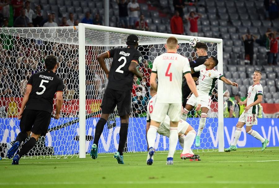 Video Highlight Đức vs Hungary, bảng F EURO 2021
