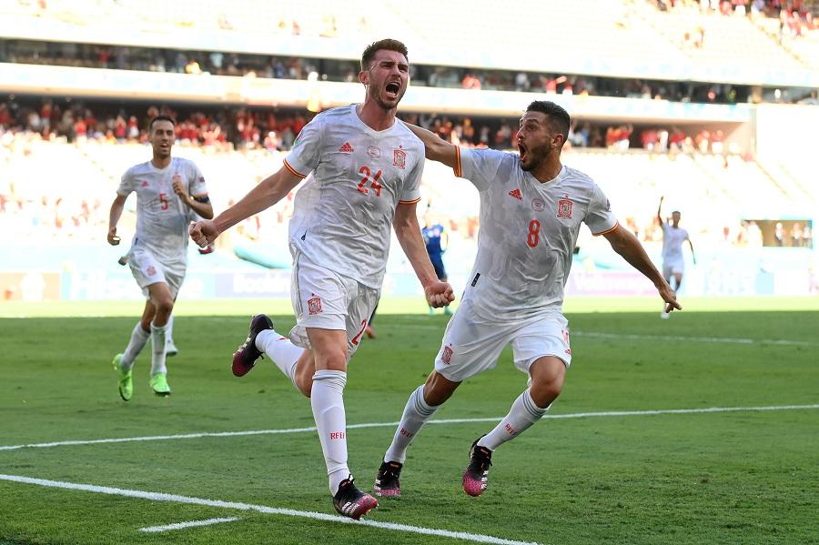 Video Highlight Slovakia vs Tây Ban Nha, bảng E EURO 2021