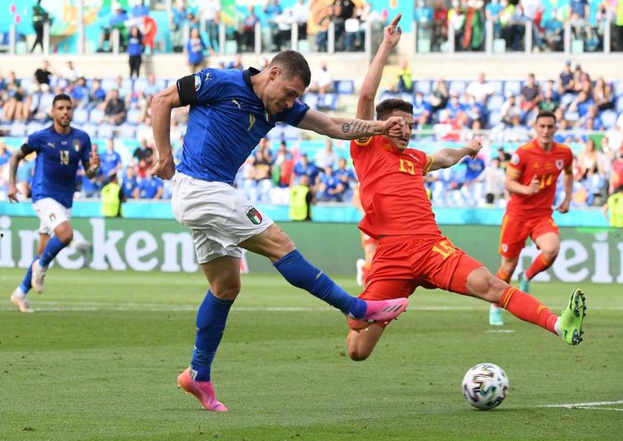 VTV3, VTV6 trực tiếp bóng đá EURO hôm nay