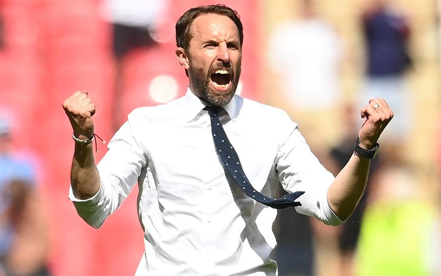 Anh từng dùng 3-4-3 đấu với Đức: Southgate có bổn cũ soạn lại?