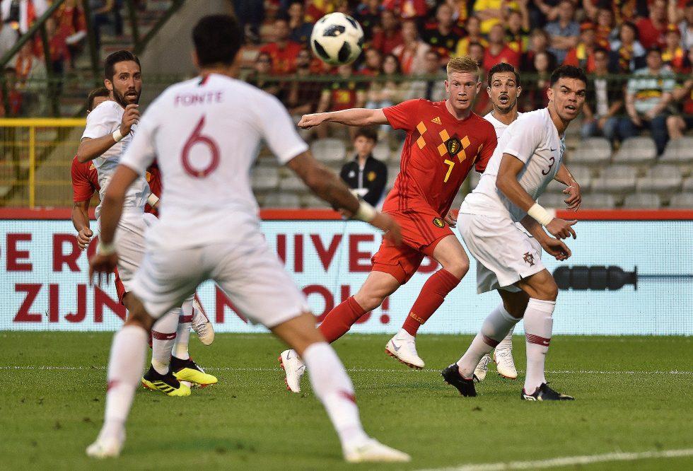 Đội hình ra sân dự kiến Bỉ vs Bồ Đào Nha: Dàn sao đại chiến