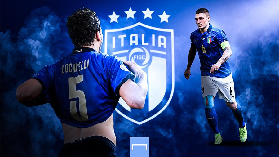 Vì sao Italia cần Marco Verratti hơn Manuel Locatelli?