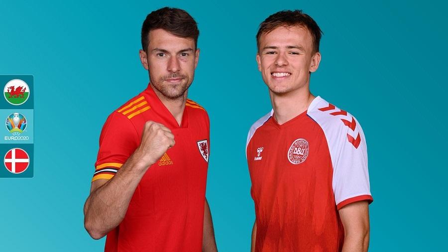 Link xem trực tiếp Xứ Wales vs Đan Mạch, bóng đá EURO 2021