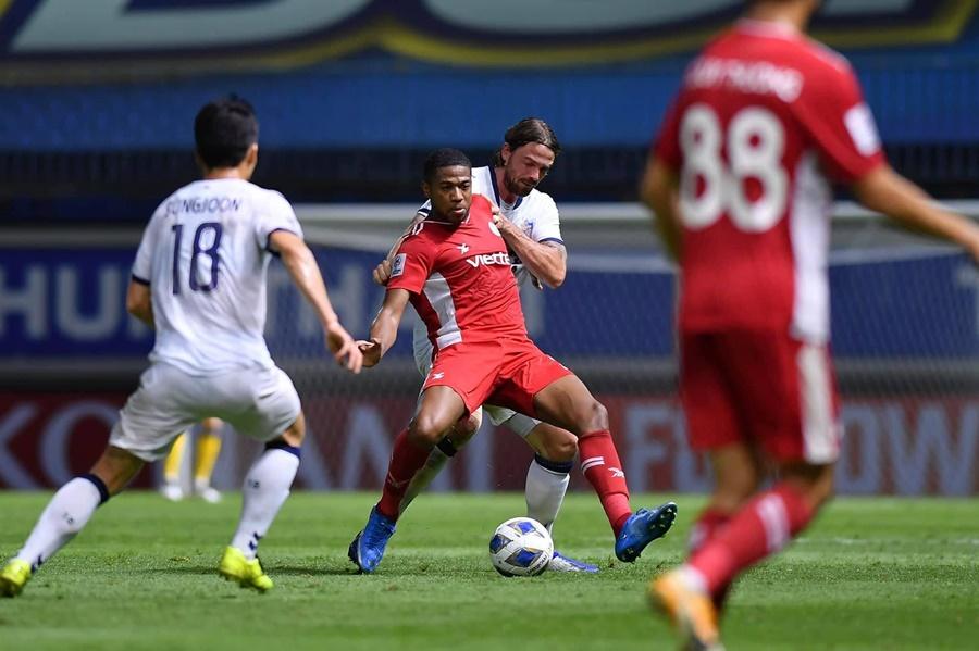 Bảng xếp hạng Champions League - cúp C1 châu Á 2021 của CLB Viettel