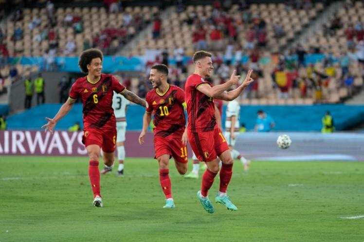 Video Highlight Bỉ vs Bồ Đào Nha, vòng 1/8 EURO 2021