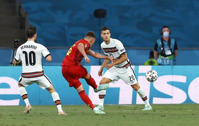 Xem lại bóng đá Bỉ vs Bồ Đào Nha vòng 1/8 EURO 2021