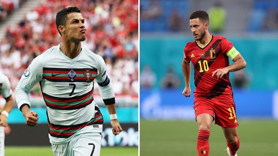 Nhận định kèo Bỉ vs Bồ Đào Nha, bóng đá EURO 2021