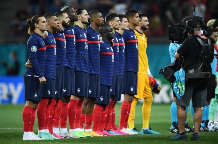 Đội hình ra sân Pháp vs Thụy Sỹ: Lenglet lần đầu đá chính