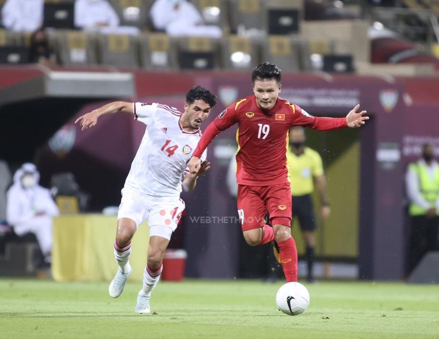 Lịch bốc thăm vòng loại thứ 3 World Cup 2022 khu vực châu Á của ĐT Việt Nam