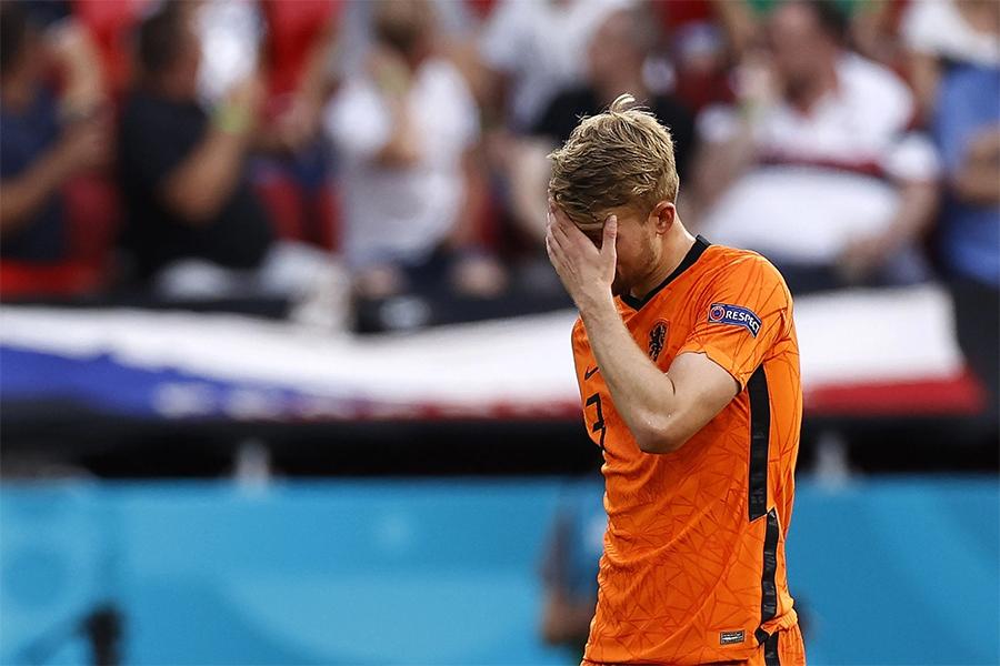 Matthijs de Ligt nhận trách nhiệm về thất bại của tuyển Hà Lan