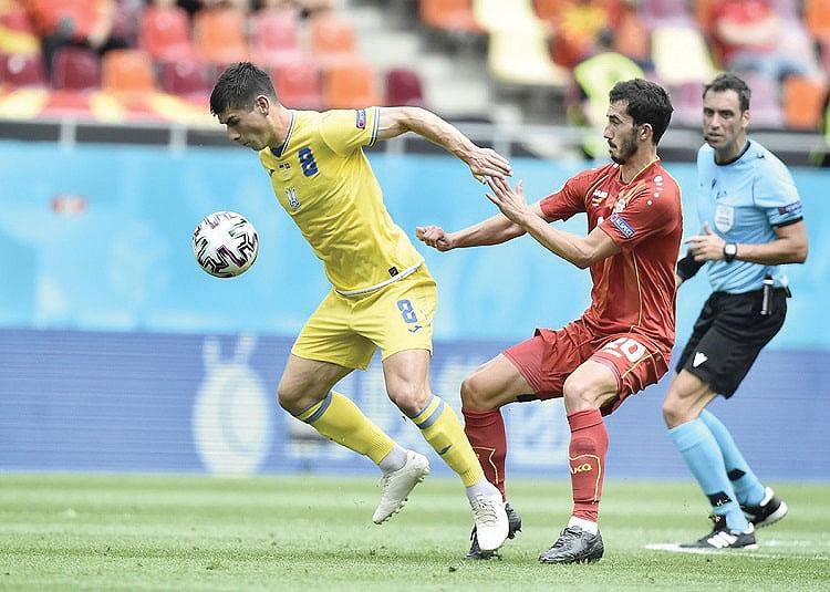 Nhận định, soi kèo bóng đá Thụy Điển đấu với Ukraine