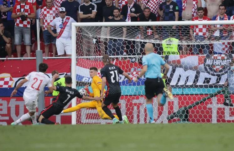 Video Highlight Croatia vs Tây Ban Nha, vòng 1/8 EURO 2021