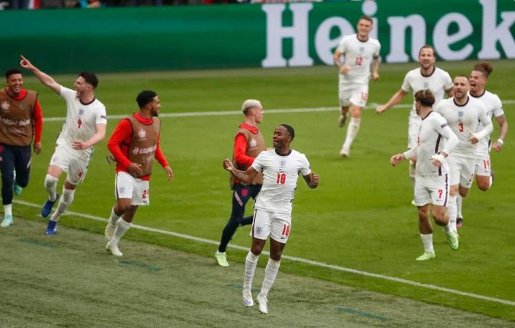 Kết quả Anh vs Đức: Sterling và Kane đưa Tam Sư vào tứ kết EURO