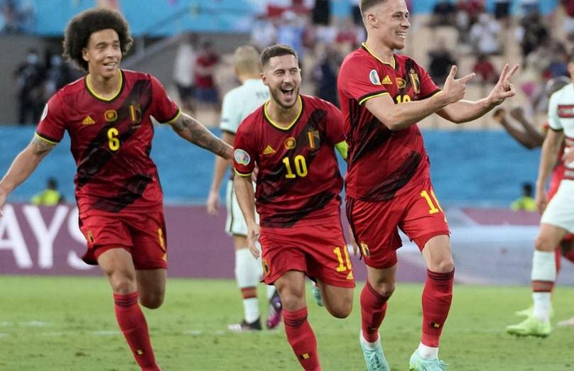 Nhận định, dự đoán bóng đá Bỉ đấu với Italia