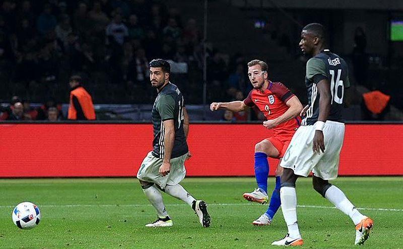 Lịch sử đối đầu Anh vs Đức trước vòng 1/8 EURO 2021