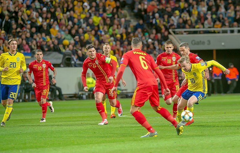 Nhận định Thụy Điển vs Ukraine, vòng 1/8 EURO 2021
