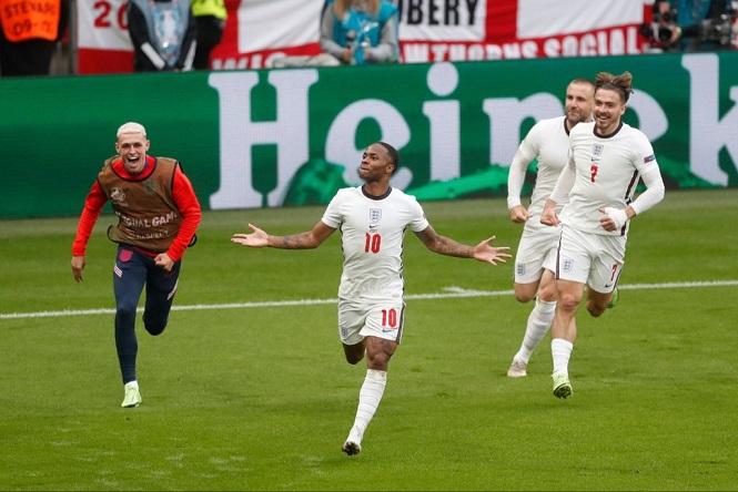 Nhật ký EURO 2021 ngày 30/6: Người Anh lên mây