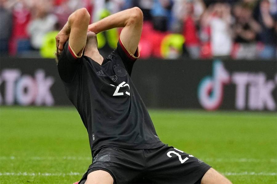 6 điểm đáng chú ý ở trận Anh vs Đức