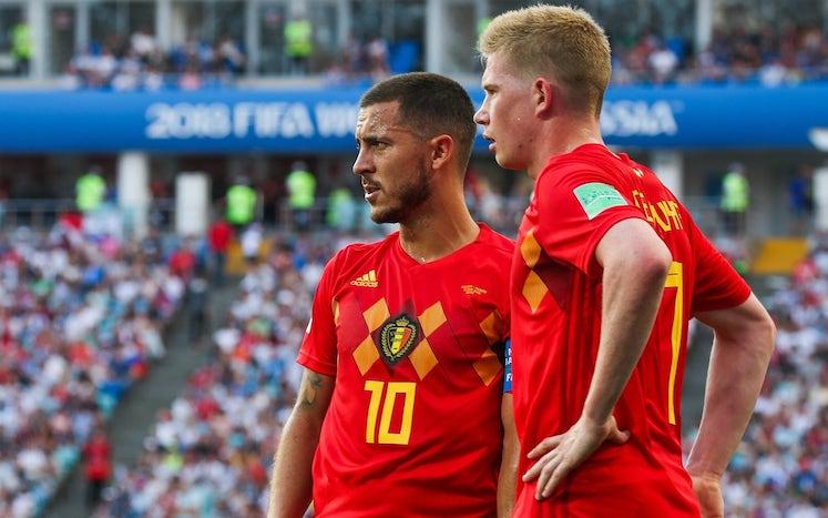 Nhận định, soi kèo tứ kết EURO 2021: Đại chiến Bỉ vs Italia