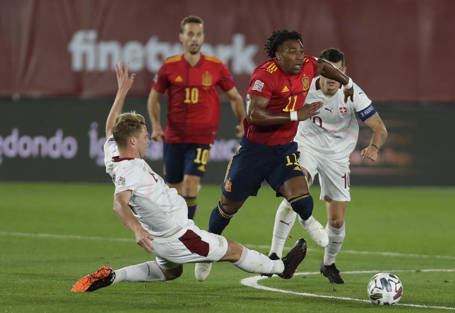 Lịch sử đối đầu Thụy Sỹ vs Tây Ban Nha trước tứ kết EURO 2021