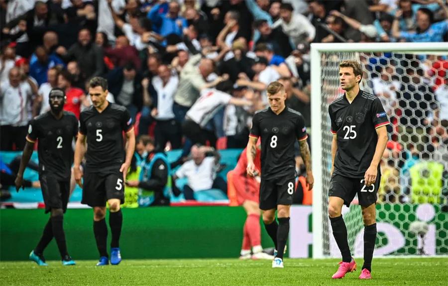 4 ngôi sao ĐT Đức có thể giã từ đội tuyển quốc gia sau EURO 2021