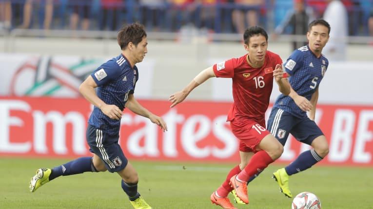 Trừ Australia, tuyển Việt Nam toàn thua bốn đối thủ ở bảng B