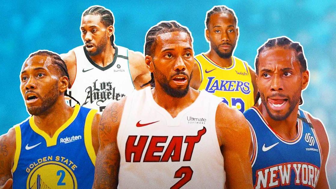 Xích mích với LA Clippers, Kawhi Leonard sẽ chuyển tới đội bóng nào?