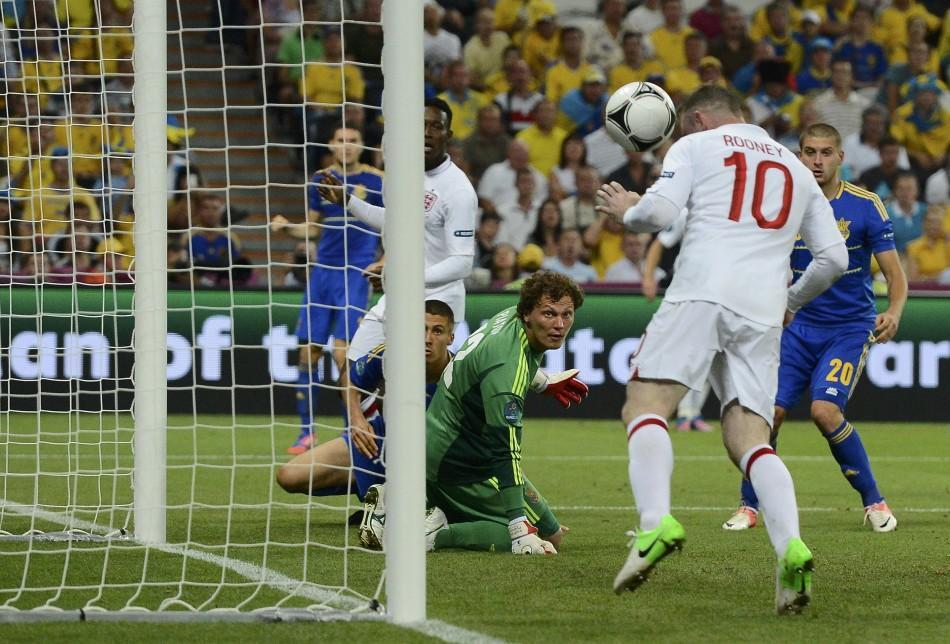 Lịch sử đối đầu Ukraine vs Anh trước tứ kết EURO 2021