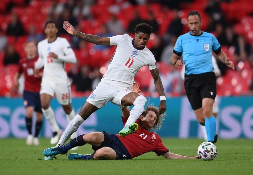 Trực tiếp bóng đá Ukraine vs Anh, tứ kết EURO 2021