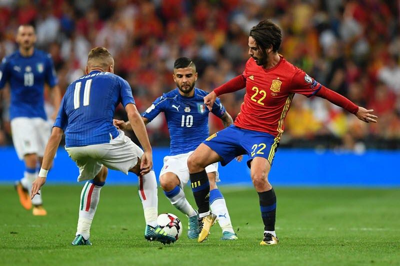 Nhận định, dự đoán bóng đá Italia đấu với Tây Ban Nha
