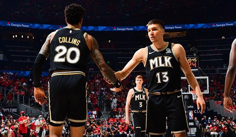 Đánh bật Hawks ngay tại Atlanta ở Game 6, Milwaukee Bucks thẳng tiến vào NBA Finals-bài baccarat là gì-kinh nghiệm đánh baccarat-rich888