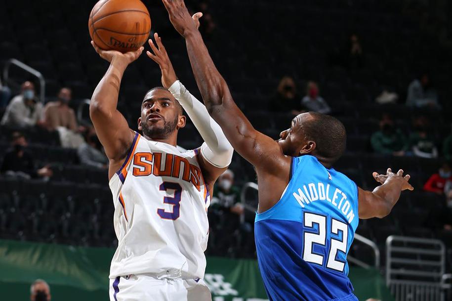 Tất cả những gì cần biết về NBA Finals 2021 – Phoenix Suns vs Milwaukee Bucks-bài baccarat là gì-kinh nghiệm đánh baccarat-rich888