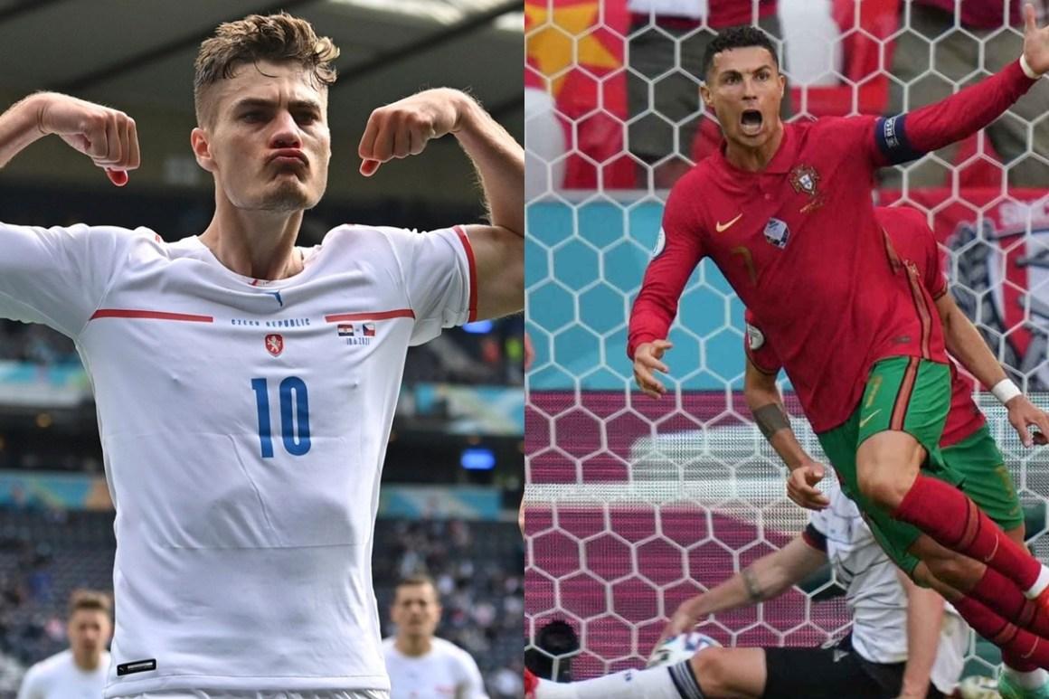 Cùng ghi 5 bàn, Ronaldo hay Schick mới dẫn đầu danh sách vua phá lưới EURO 2021?