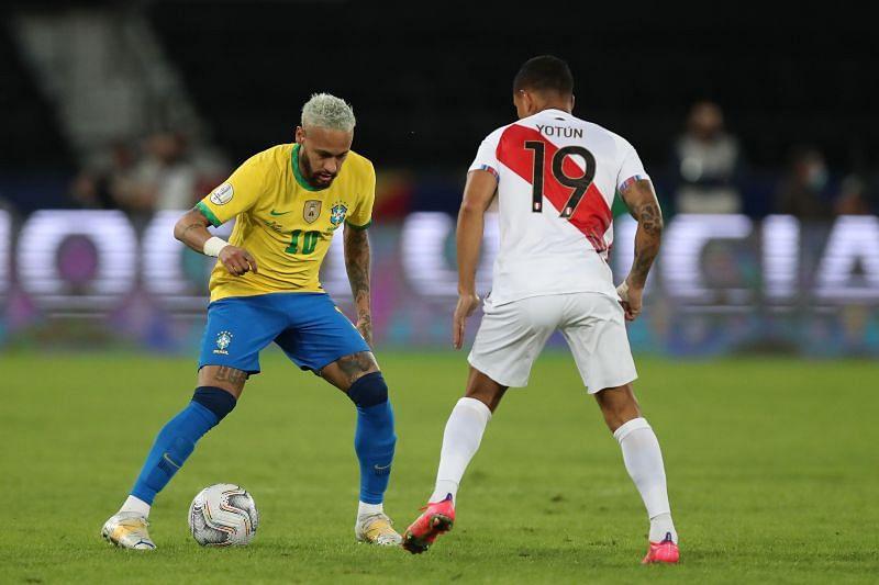 Link xem trực tiếp Brazil vs Peru, bán kết Copa America 2021