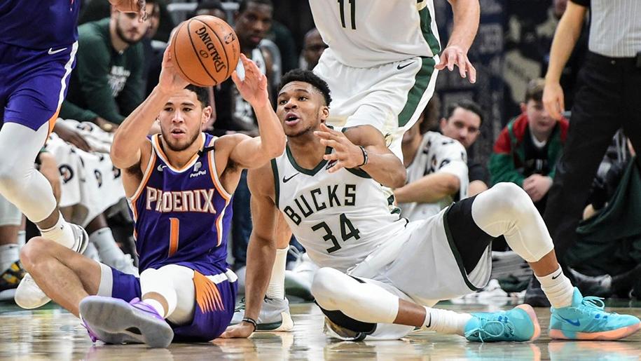 NBA Finals 2021: Cơn khát vô địch, di sản của Chris Paul và Giannis Antetokounmpo-bài baccarat là gì-kinh nghiệm đánh baccarat-rich888
