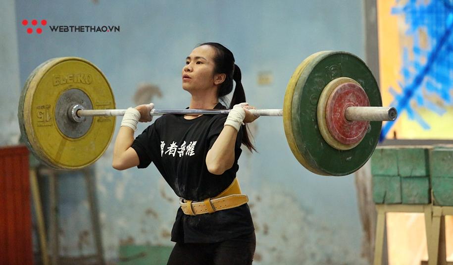 Cử tạ Việt Nam bất ngờ mất một suất dự Olympic vì án phạt doping