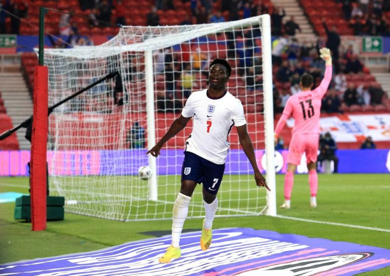 Đội hình ra sân Anh vs Đan Mạch: Saka tái xuất, Mount đá chính