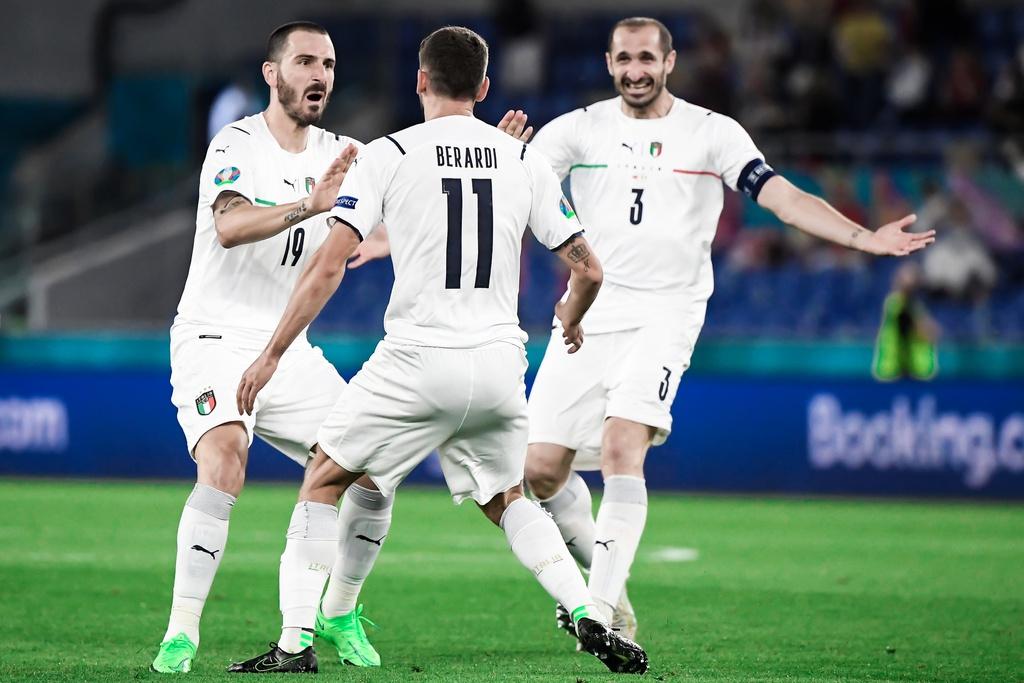 Trực tiếp bóng đá Ý vs Tây Ban Nha, bán kết EURO 2021