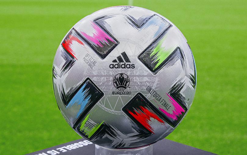 Adidas công bố trái bóng sử dụng tại bán kết và chung kết EURO 2021