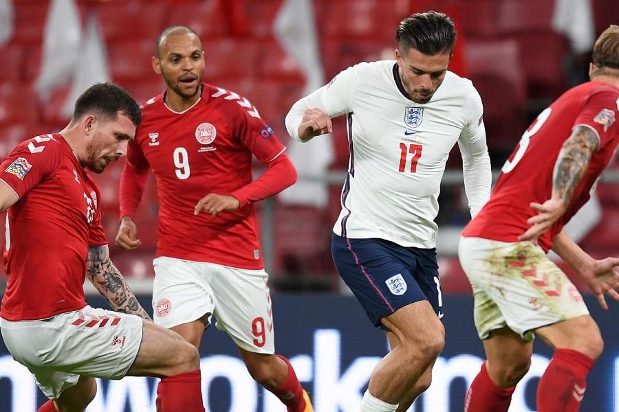 Trực tiếp bóng đá Anh vs Đan Mạch, bán kết EURO 2021