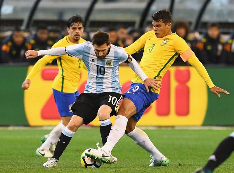 Nhận định, soi kèo Brazil vs Argentina, 07h00 ngày 11/07, Copa America
