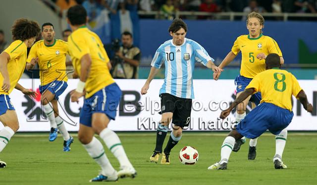 Trực tiếp bóng đá Brazil vs Argentina, Copa America 2021