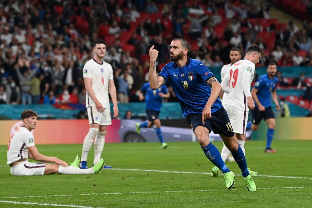 Video Highlight Anh vs Ý, chung kết EURO 2021