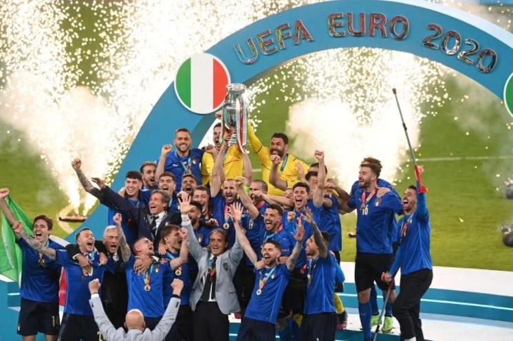Kết quả Anh vs Ý: Azzurri vô địch EURO 2021