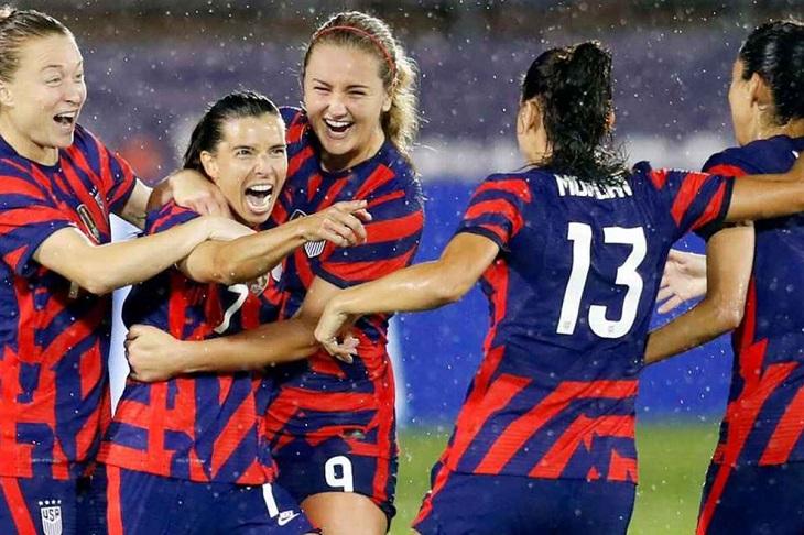 Trực tiếp bóng đá nữ Thụy Điển vs nữ Mỹ, Olympic 2021