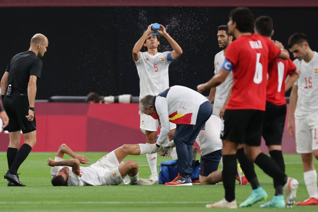 Video Highlight U23 Ai Cập vs U23 Tây Ban Nha, Olympic 2021